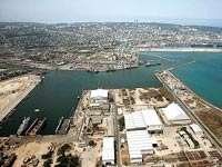 נמל חיפה / צלם: יחצ